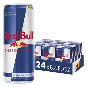 Red Bull 紅牛能量飲料 24罐 $28.10免運(原價$37.46, 25% Off)