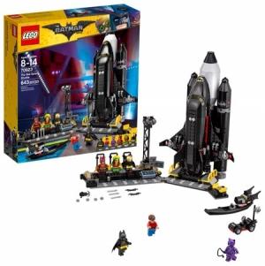 ihocon: LEGO樂高Batman Movie The Bat-Space Shuttle 70923 (643 Pieces)