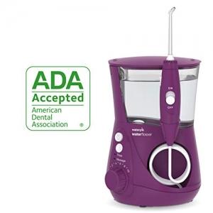 ihocon: Waterpik ADA Accepted WP-665 Aquarius Water Flosser, Orchid 沖牙機