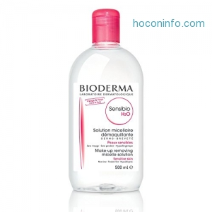ihocon: Bioderma Sensibio H2O Micellar Water, Cleansing and Make-Up Removing Solution缷妝水