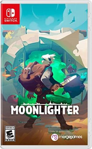 Nintendo Switch遊戲 – Moonlighter $24.22免運(原價$34.99, 31% Off)