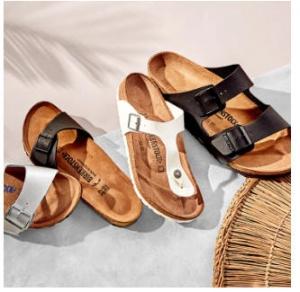 Birkenstock勃肯鞋 三天閃賣, $59.99起!