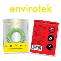 ihocon: EnviroTek Insect Repelling Wristband Box of 10 防蚊手環