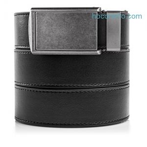 ihocon: SlideBelts Men's Classic Belt 男士皮帶-多款可選