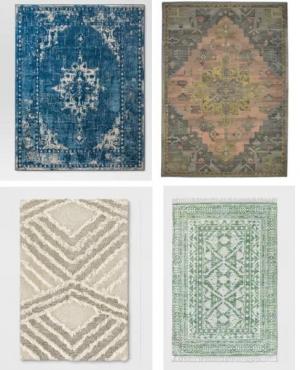 Targe: Rugs地毯(共50頁) 30% off.