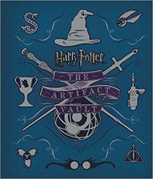 ihocon: 哈利波特Harry Potter: The Artifact Vault (精裝本)