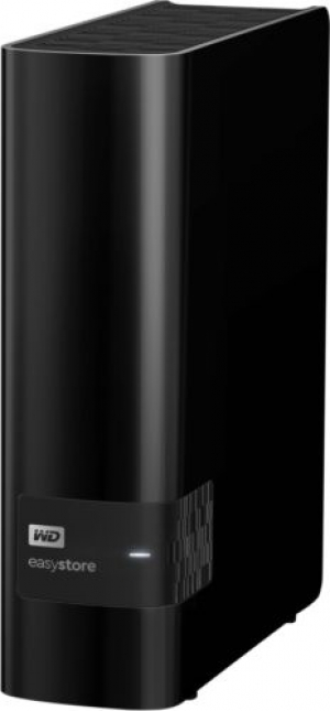 ihocon: Western Digital easystore 4TB USB 3.0 External Hard Drive (Black)外接硬碟