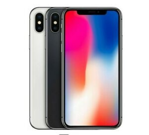 [原廠翻新機] Apple iPhone X 64GB Unlocked $595.99免運