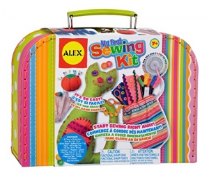 ihocon: ALEX Toys Craft My First Sewing Kit