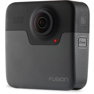 ihocon: GoPro Fusion 5.2K Ultra HD Camera (Black)防水相機