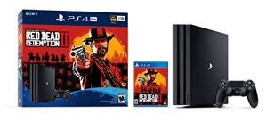 ihocon: PlayStation 4 Pro 1TB Console -  Red Dead Redemption 2 Bundle