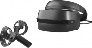 ihocon: HP Windows Mixed Reality Headset with Motion Controllers 虛擬現實頭戴顯示器及控制器