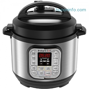 ihocon: Instant Pot Duo Mini 3 Qt 7-in-1 Multi- Use Programmable Pressure Cooker