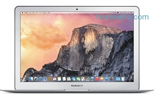 ihocon: Apple MMM62LL/A 13.3 MacBook Air (Early 2015) Laptop, Intel Core i7-5650U Dual-Core 2.2GHz, 512GB PCIe Solid State Drive, 8GB DDR3, 802.11ac, Bluetooth, MacOS 10.11 El Capitan