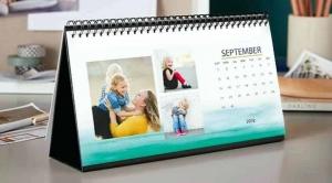 Walgreens: 相片桌曆才$2.99