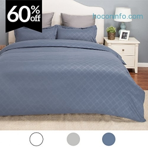 ihocon: Duvet Cover Set, Full/Queen-3 Piece