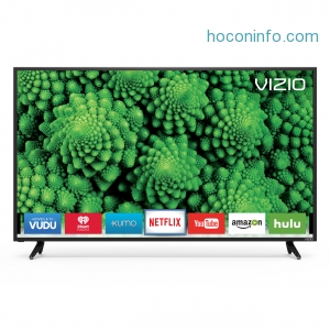 ihocon: VIZIO 50 Class FHD (1080P) Smart LED HDTV (D50f-E1)