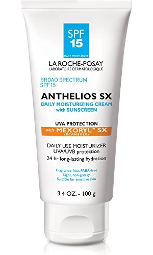 ihocon: La Roche-Posay Anthelios SX Moisturizer with Sunscreen SPF 15, 3.4 Fl. Oz.