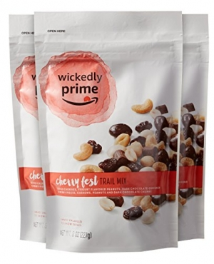 ihocon: Wickedly Prime Trail Mix, Cherry Fest, 8 Ounce (Pack of 3)