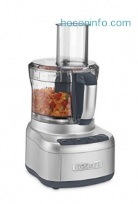ihocon: Cuisinart FP-8SV Elemental 8-Cup Food Processor, Silver