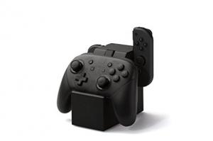 Nintendo Switch PowerA Joy-Con & Pro控制器充電底座 $9.99(原價$29.99, 67% Off)