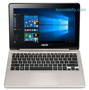 ihocon: ASUS VivoBook Flip TP200SA-DH01T 11.6 Thin and Lightweight 2-in-1 HD Touchscreen Laptop (Celeron N3060 4GB 32GB)