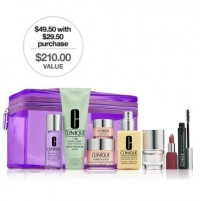 ihocon: Best-of-Clinique Set (包含 5個 full sizes商品, 價值$210)
