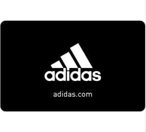ihocon: 買$50 Adidas Gift Card 送 $10 Gift code