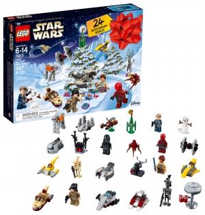 ihocon: LEGO樂高Star Wars星球大戰系列Advent Calendar 75213