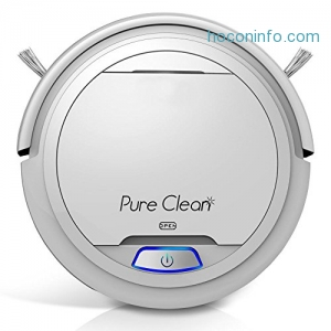 ihocon: PureClean 吸地機器人 Automatic Robot Vacuum Cleaner