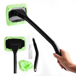 ihocon: Microfiber Windshield Glass Window Cleaning Tool 擋風玻璃清潔刷