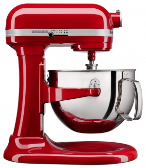 ihocon: KitchenAid KL26M1XER Professional 6-Qt. Bowl-Lift Stand Mixer - Empire Red