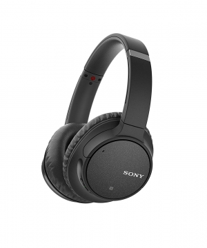 ihocon: Sony WH-CH700N Wireless Noise Canceling Headphones, Black (WHCH700N/B)無線消噪耳機