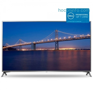 ihocon: LG 75 Inch 4K Ultra HD Smart TV 75UJ6470 UHD TV + $300 Dell Promo eGift Card