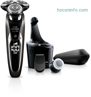 ihocon: Philips Norelco Electric Shaver 9700, Cleansing Brush