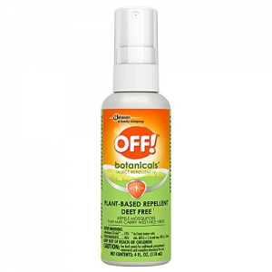 ihocon: Off! Botanicals Insect Repellent IV, 4 fl oz 驅蚊/蟲噴劑