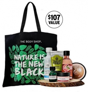 ihocon: The Body Shop Best Sellers Tote