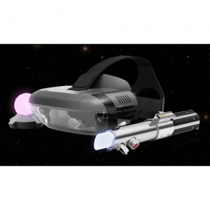 ihocon: Lenovo Star Wars: Jedi Challenges Augmented Reality Experience黑武士光劍對戰虛擬實鏡套裝