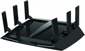ihocon: NETGEAR Nighthawk X6 AC3000 Dual Band Smart WiFi Router, Gigabit Ethernet, Compatible with Amazon Echo/Alexa 雙頻智能路由器