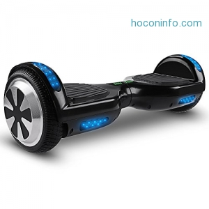 ihocon: OrionMotorTech Hoverboard UL2272 Certified, Smart Self Balancing Scooter with Bluetooth Speaker & LED Lights 兩輪平衡車
