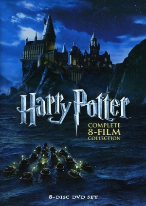 ihocon: Harry Potter The Complete 8-Film Collection on DVD