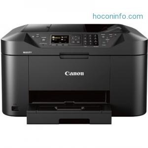 ihocon: Canon MAXIFY MB2120 Wireless Color Printer w Scanner,Copier,Fax
