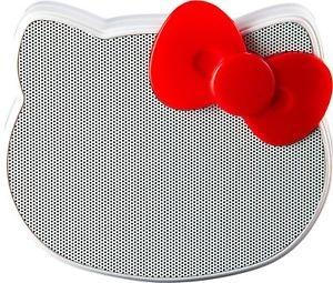 ihocon: eKids Hello Kitty Portable Bluetooth Speaker藍牙音箱