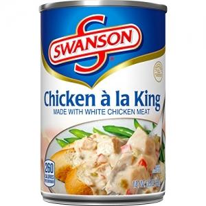 ihocon: Swanson Chicken a la King, 10.5 Ounce (Pack of 12)所不同)