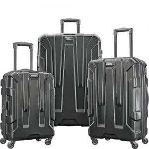 ihocon: Samsonite Centric 3 Piece Hardside Suitcase Spinner Luggage Set