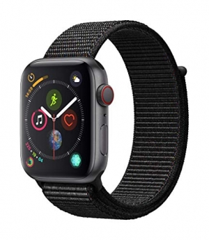 ihocon: Apple Watch Series 4 (GPS + Cellular, 44mm) - Space Gray