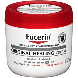 ihocon: Eucerin Original Healing Rich Creme 16 oz (Pack of 2)