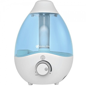 ihocon: Avalon Premium Cool Mist Humidifier With Essential Oil Drop Diffuser超音波室內加濕器-可加精油