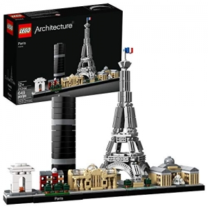 ihocon: [2019新品] LEGO Architecture Skyline Collection 21044 Paris Building Kit (649 Piece)