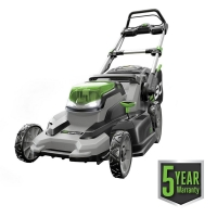 ihocon: EGO 20 in. 56 Volt Lithium ion Cordless Battery Walk Behind Push Mower - 5.0 Ah Battery/Charger Included無線電動除草機
